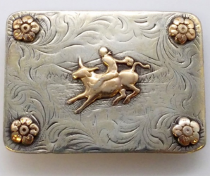 Joe Lewis Champion Buckle